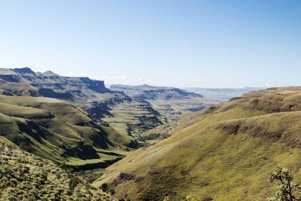 Sani Pass, Drakensberg, KwaZulu-Natal