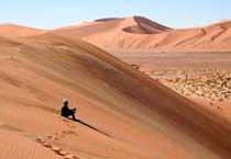 Upptäck Namibia