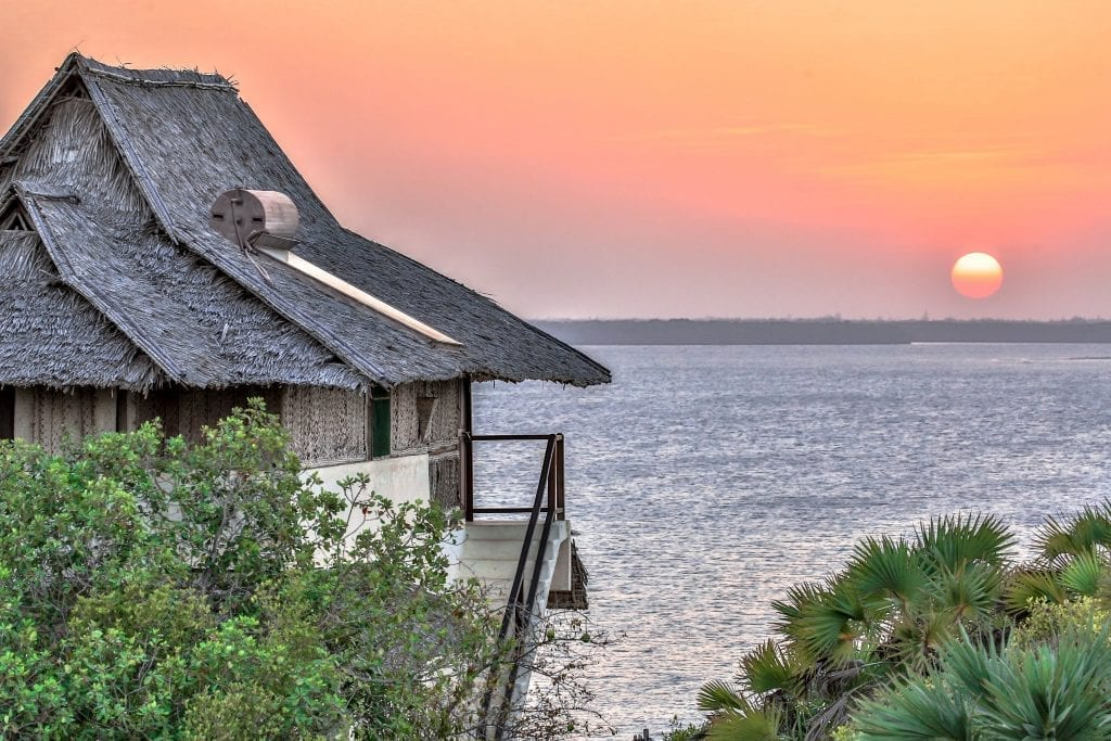 Lamu Kizingoni Beach