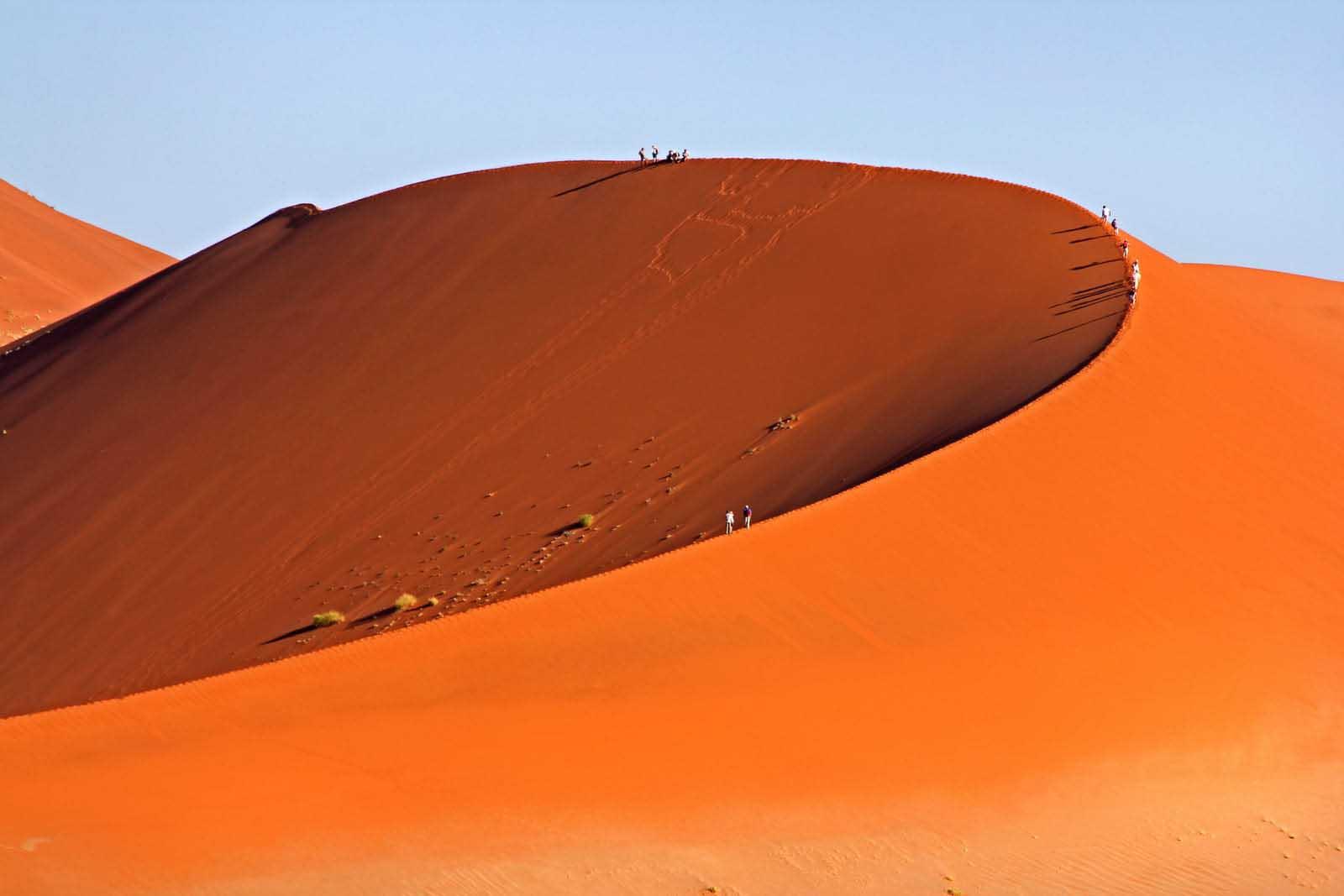 Namibia, Namiböken