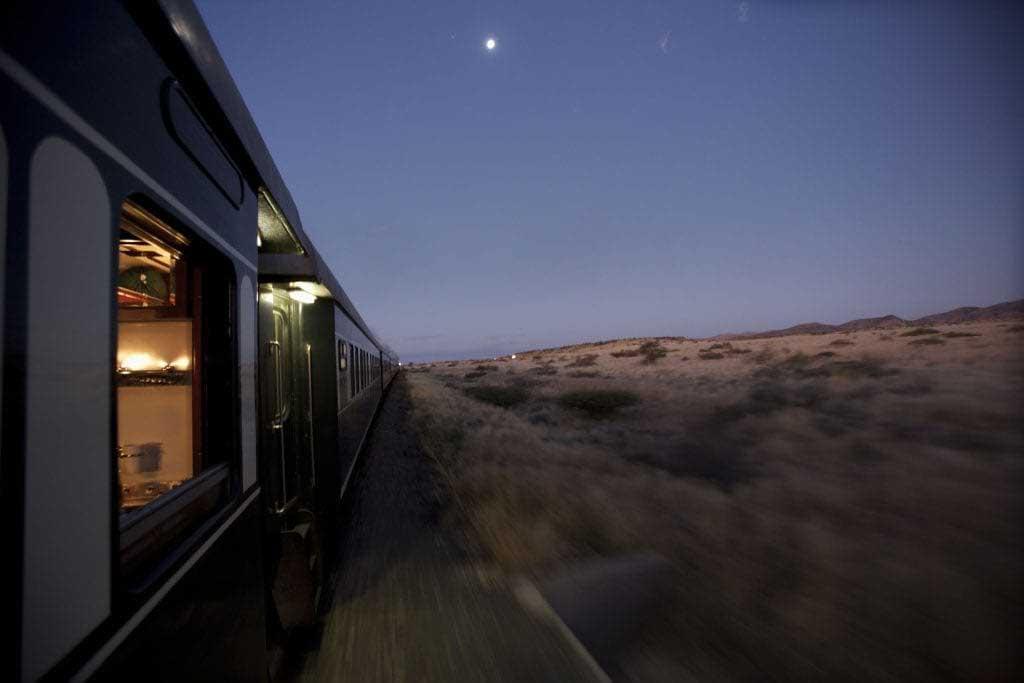 Rovos Rail, Namibia, Kalahari