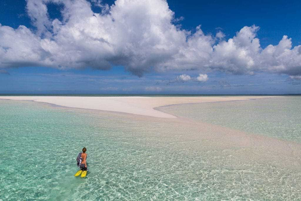 Zanzibar manta resort Pemba island