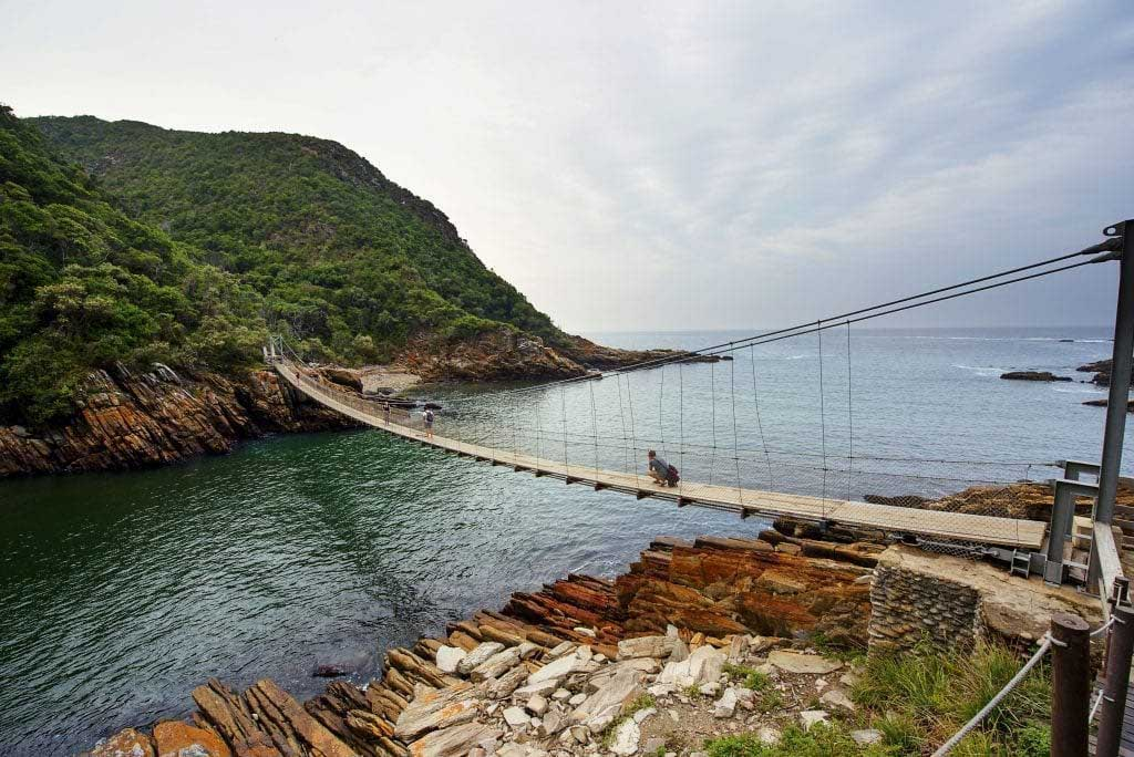 Storms River Bridge, Tsitsikamma