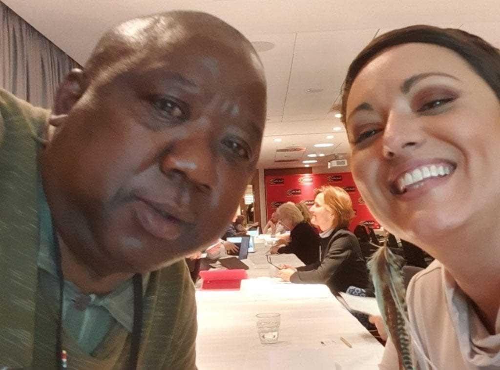 hållbar turist i Sydafrika