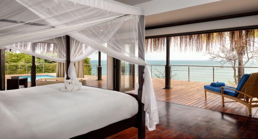 Anantara Bazaruto Sea Pool villa,