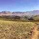Vandring i Drakensberg, KZN