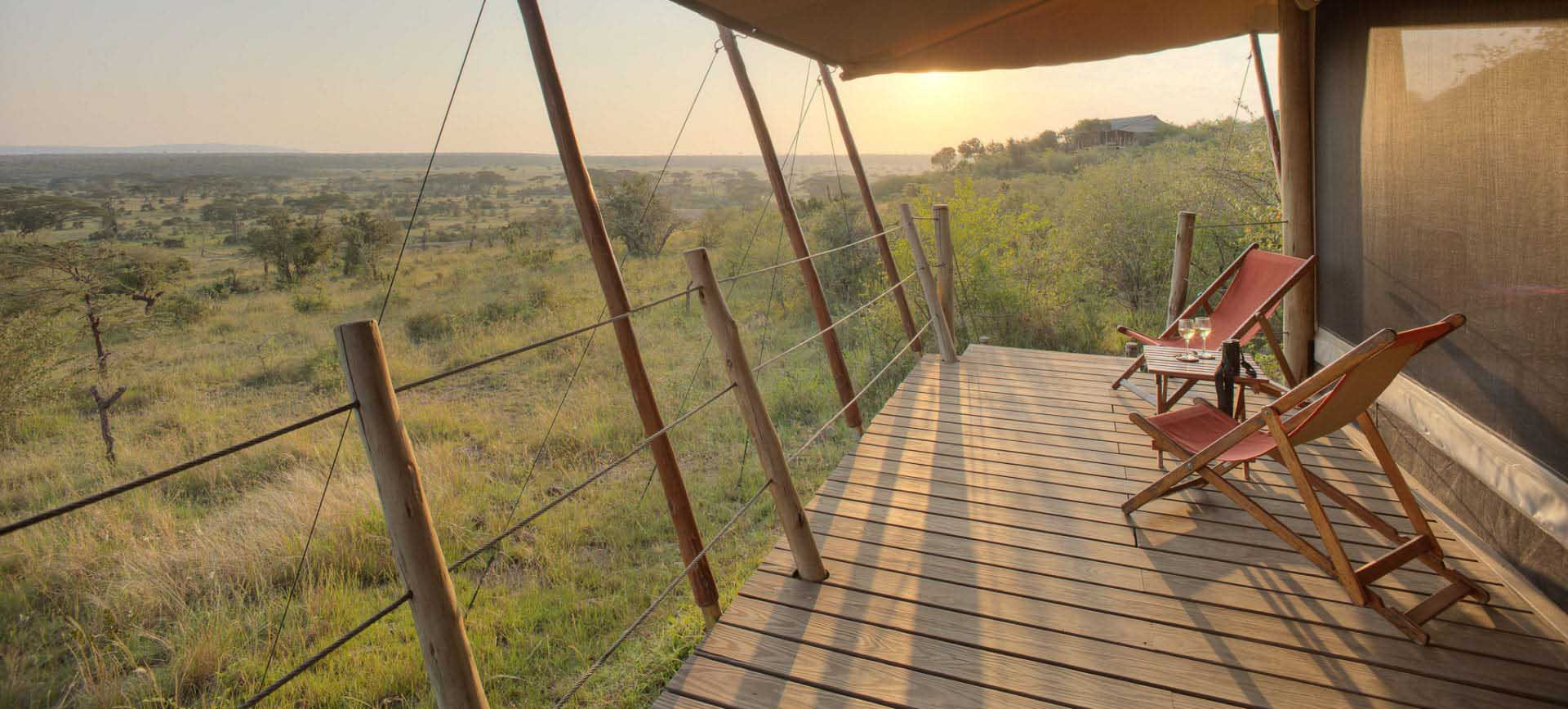 Eagle View, Basecamp Explorer Mara Naboisho