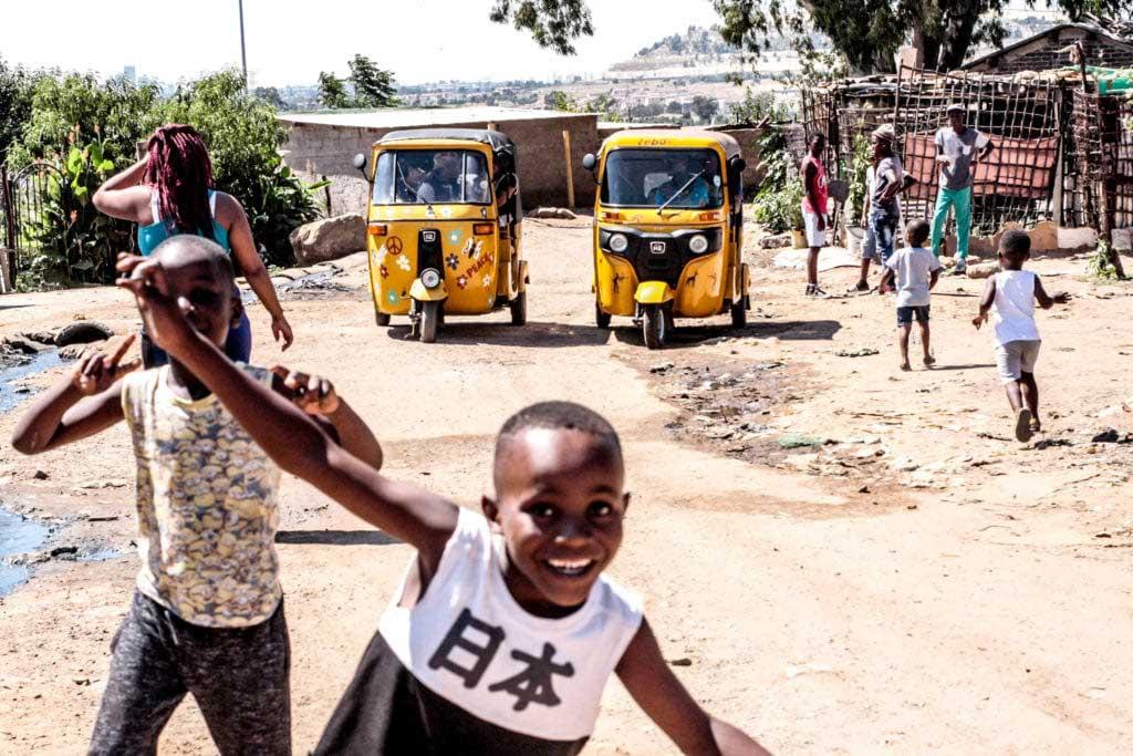 Soweto guidad tur med Lebo Soweto