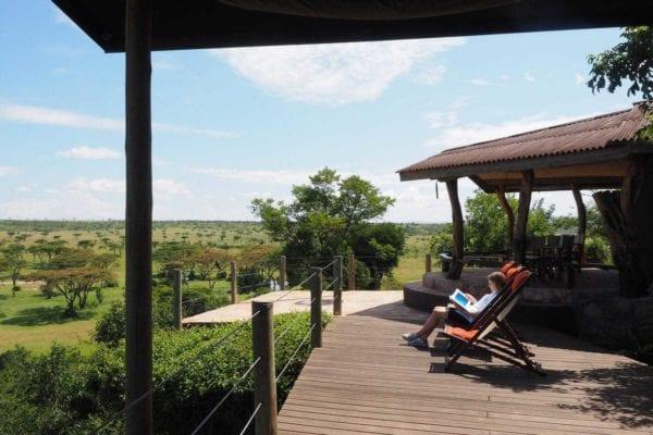 Eagle View, Basecamp Explorer, Mara Naboisho