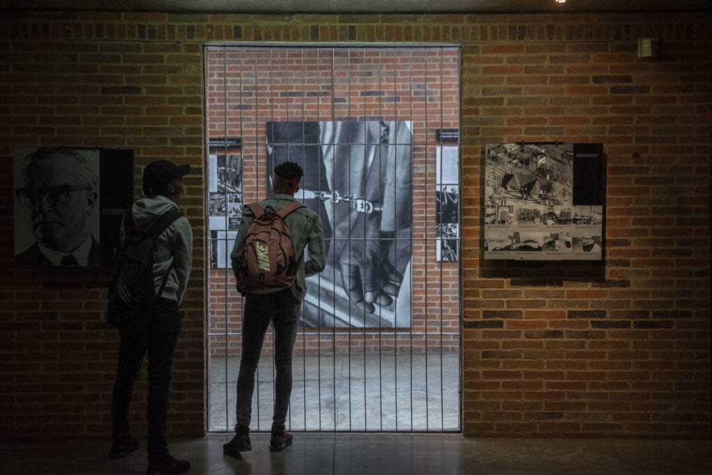 Apartheid Museum, Johannesburg, Gauteng