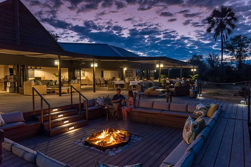 Old Drift Lodge, Zambezi National Park, Victoriafallen