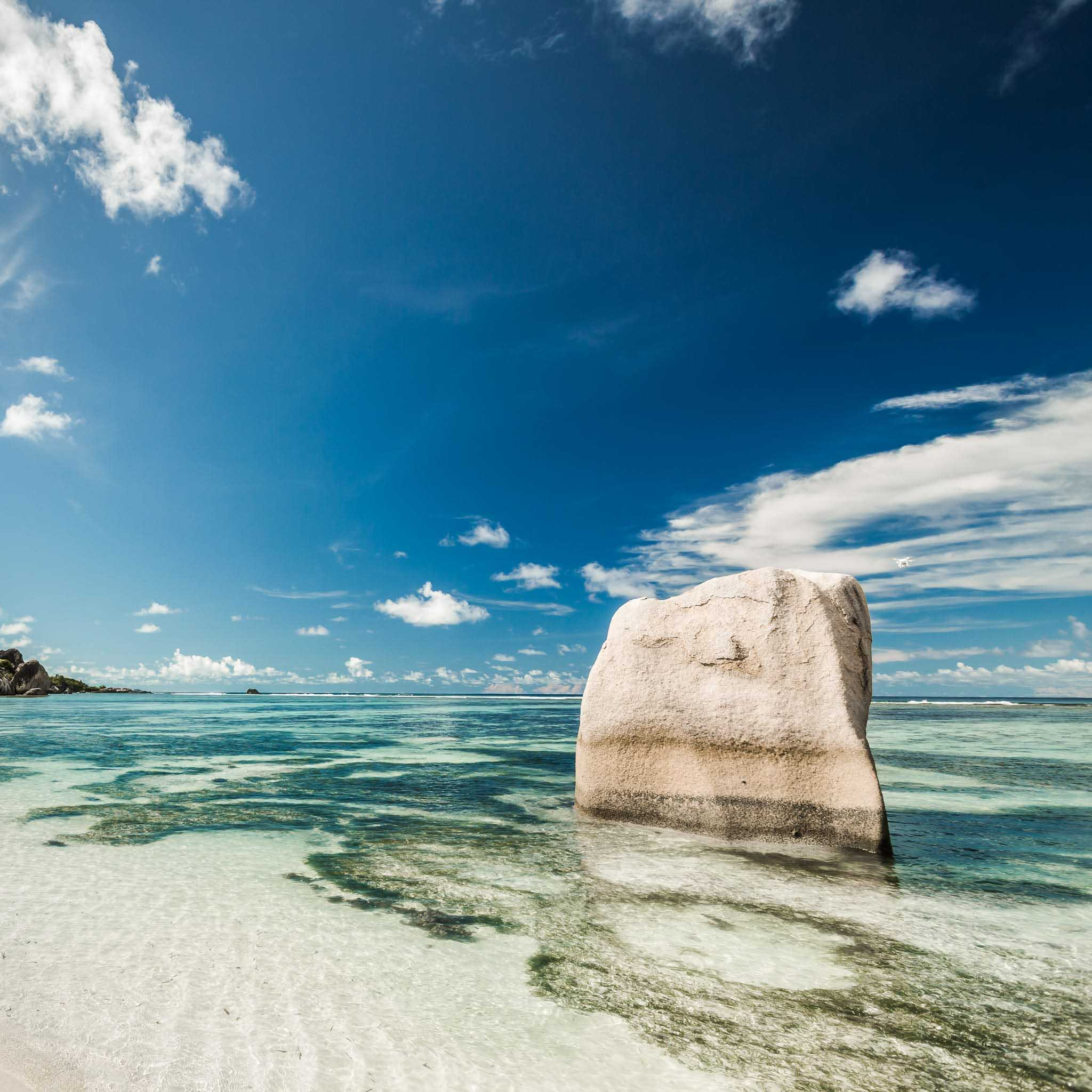 Seychellerna öppnar upp för internationell turism