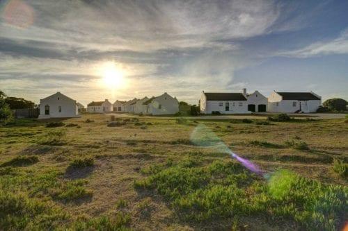 vandring nära Kapstaden, De Hoop Nature Reserve, De Hoop village
