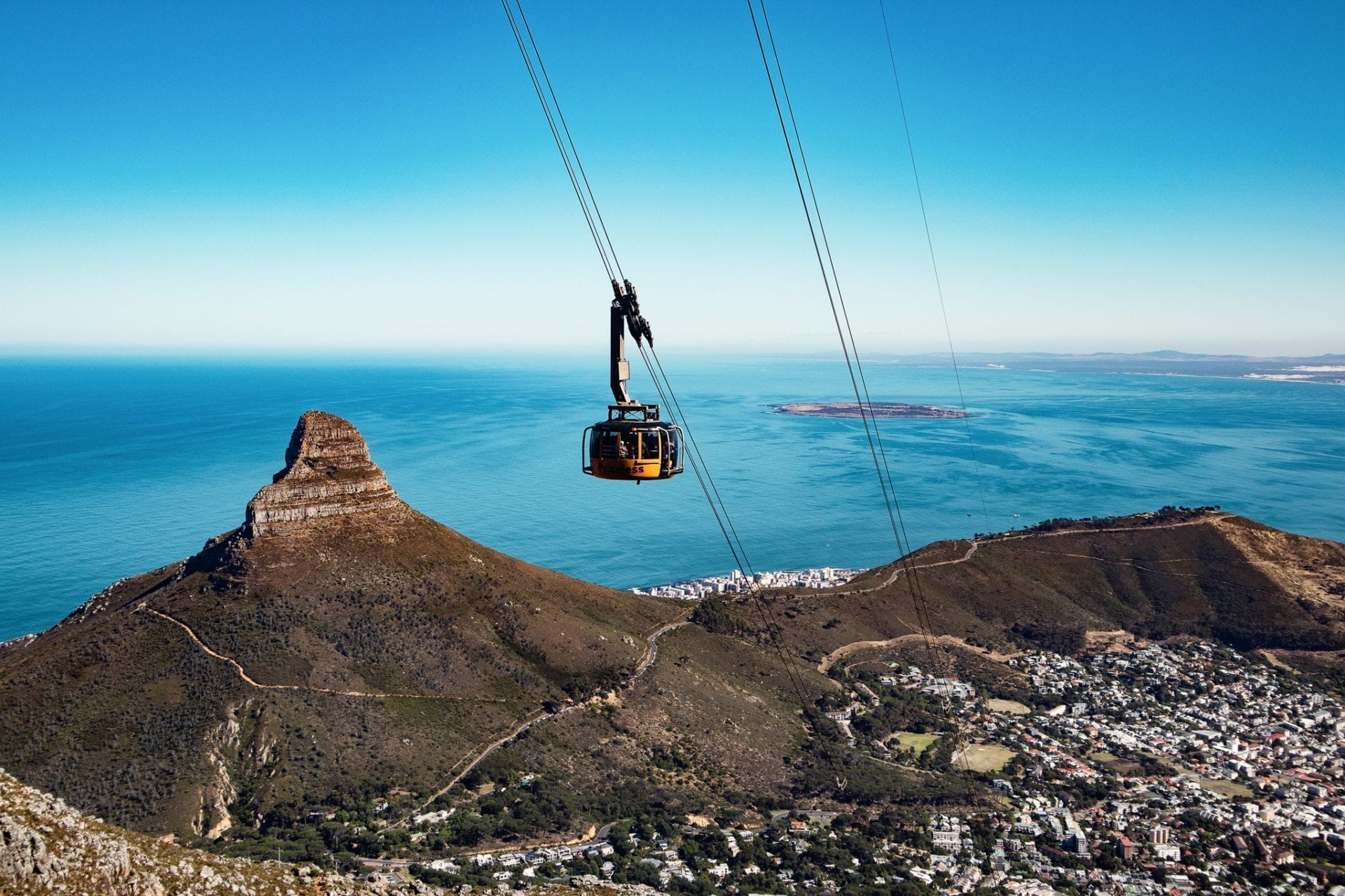 Sydafrika öppnar för inrikesresor