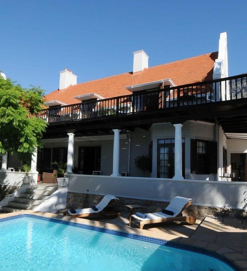 Rutland Lodge i Kapstaden