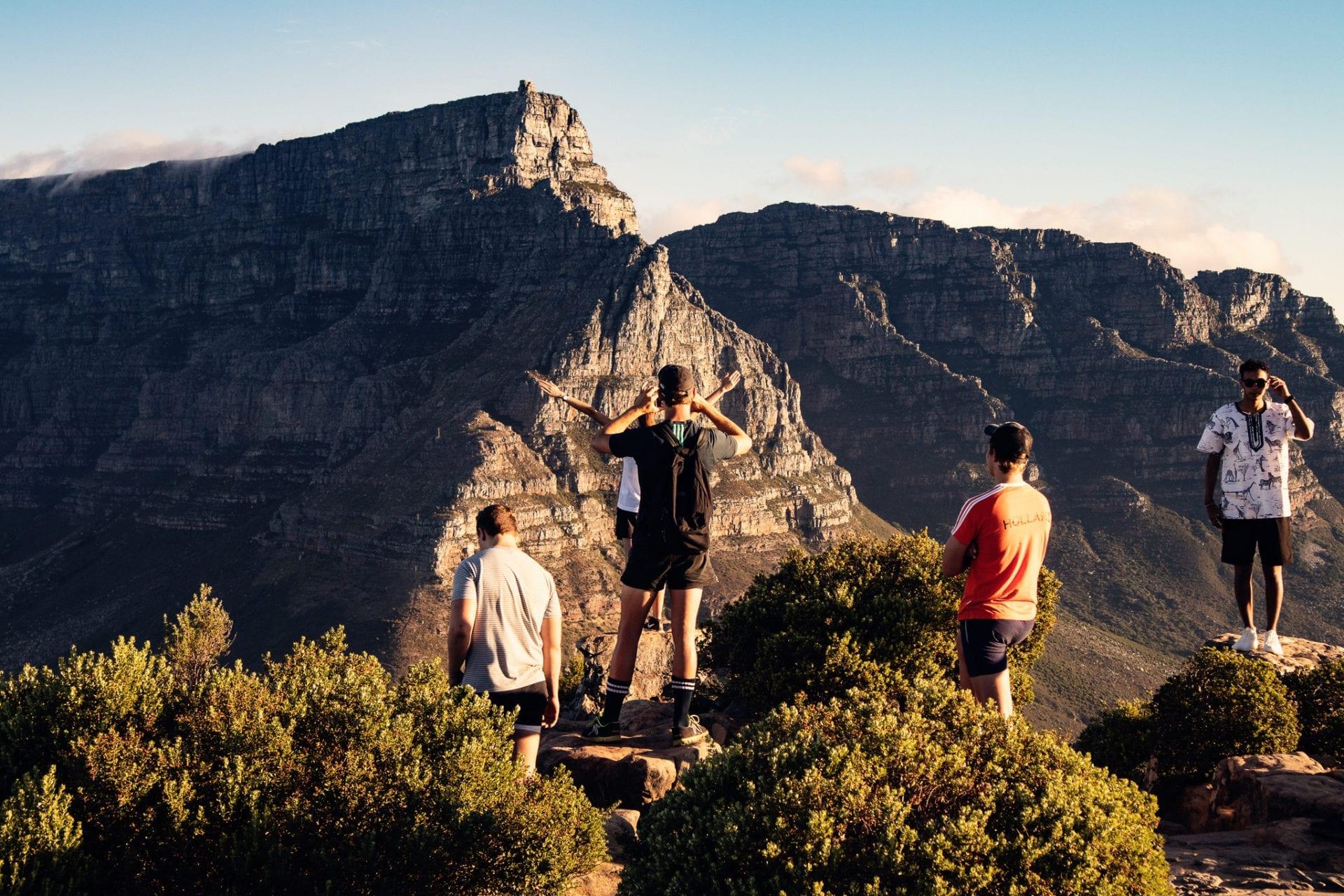 Får man resa till Sydafrika Corona