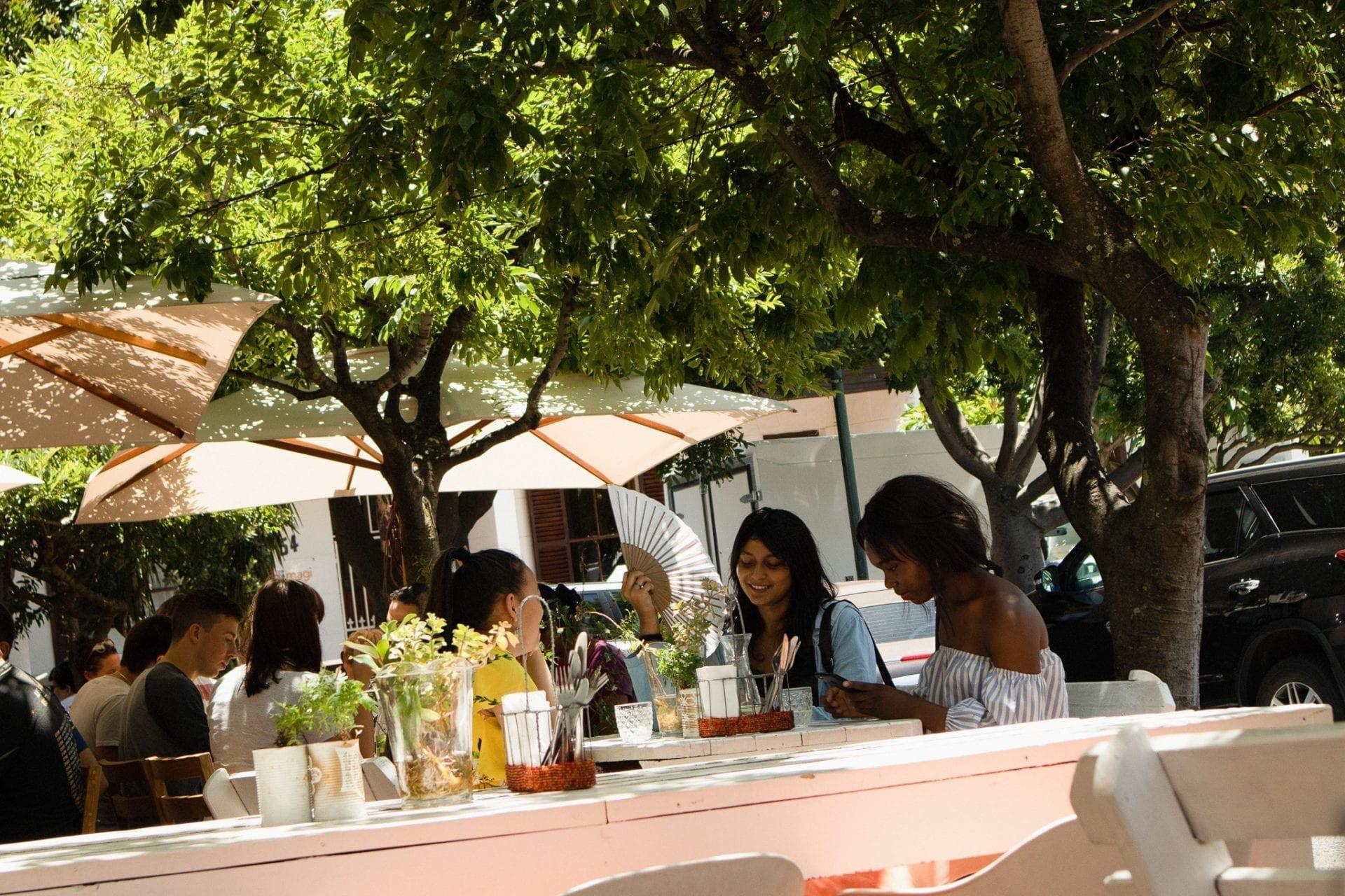 Dricks i Sydafrika,