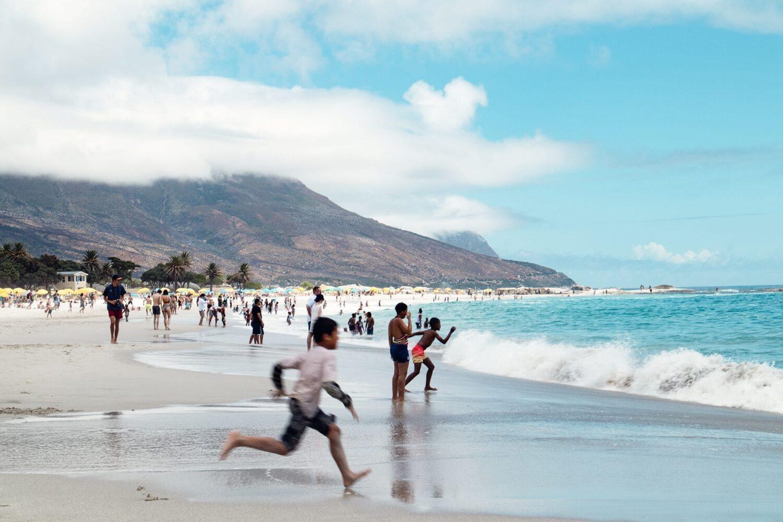 Bästa tiden att åka till Sydafrika och Camps Bay är i slutet på januari och februari
